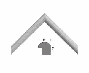 Рамка А4 210х297, кость, 15 мм