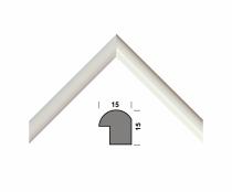 Рамка А4 210х297, белый, 15 мм