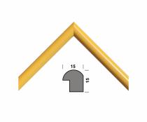 Рамка А4 210х297, желтый, 15 мм